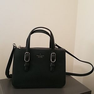 Kate Spade envelope shape crossbody purse.